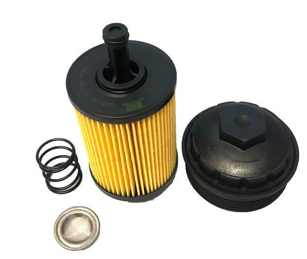 Cooper oil filter for Alfa Romeo Stelvio 2.9L V6 11/18-on 949 T/Turbo Petrol DI