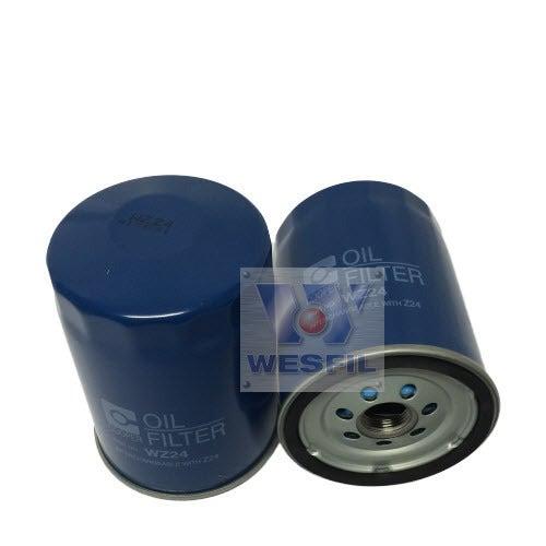 Cooper oil filter for Chevrolet Suburban 6.5L V8 TD 1994-1999 Turbo Diesel CRD OHV 16V WA1034 = Round Air Filter