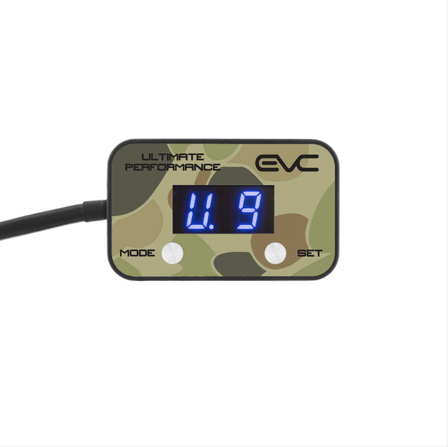 EVC iDrive Throttle Controller Aus Camo for Subaru Outback 2004-2007 EVC501