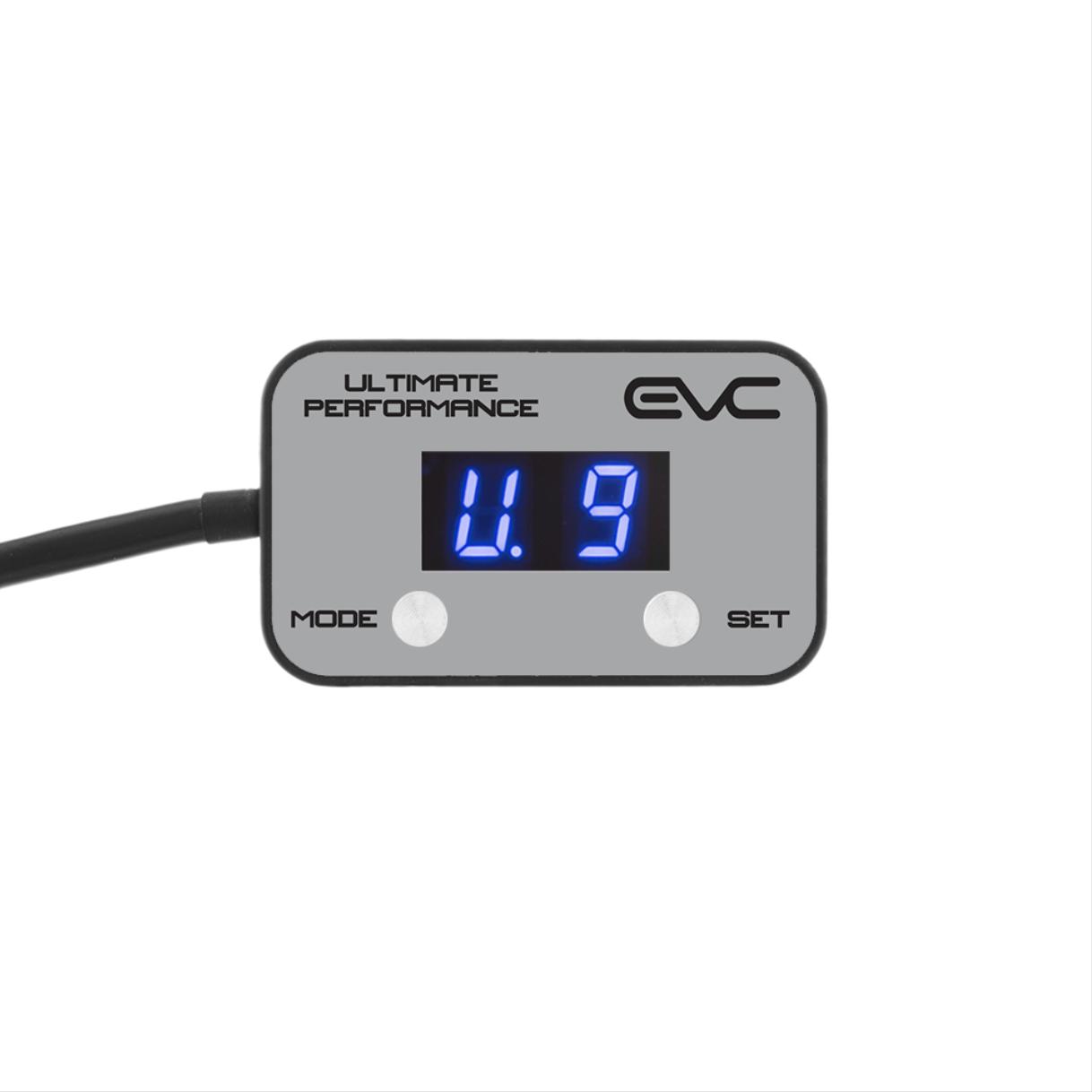 EVC iDrive Throttle Controller light grey for Mercedes Benz R-Class 350 2005-On EVC451