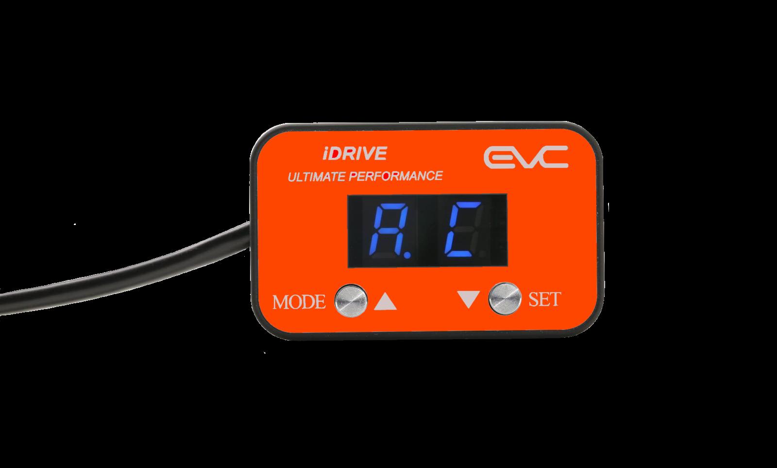EVC iDrive Throttle Controller orange for Mercedes Benz SLS- W197 2010-On EVC452