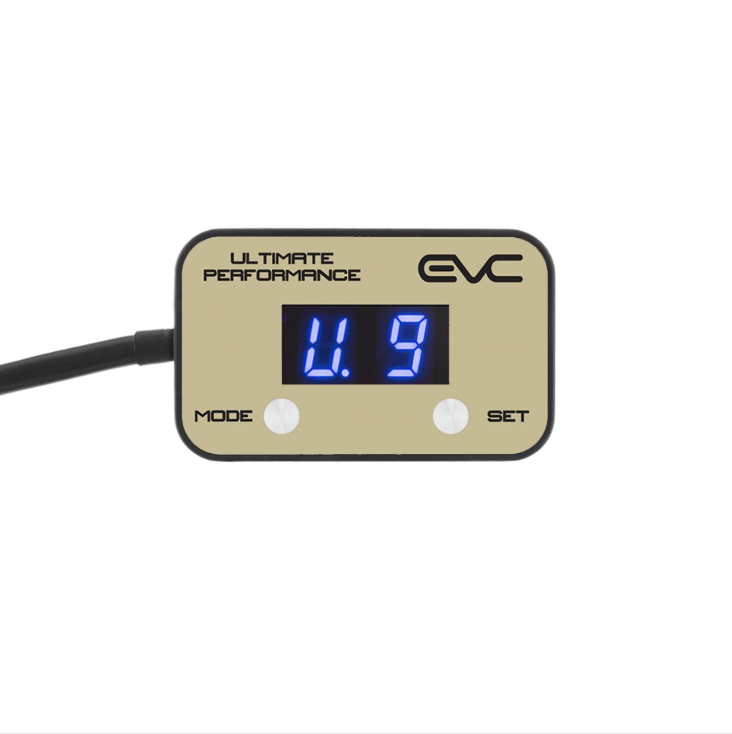 EVC iDrive Throttle Controller sandy for Fiat Linea Lhd 2007 EVC319