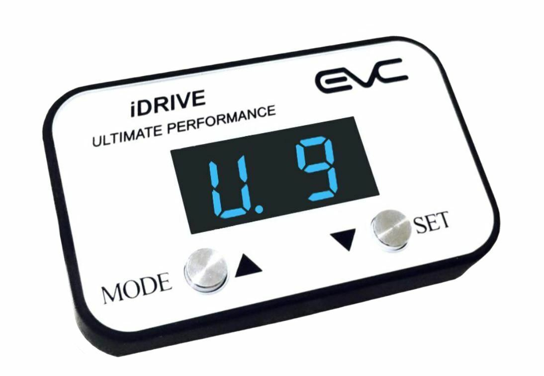 EVC iDrive Throttle Controller white for Ford Taurus 2009 EVC326