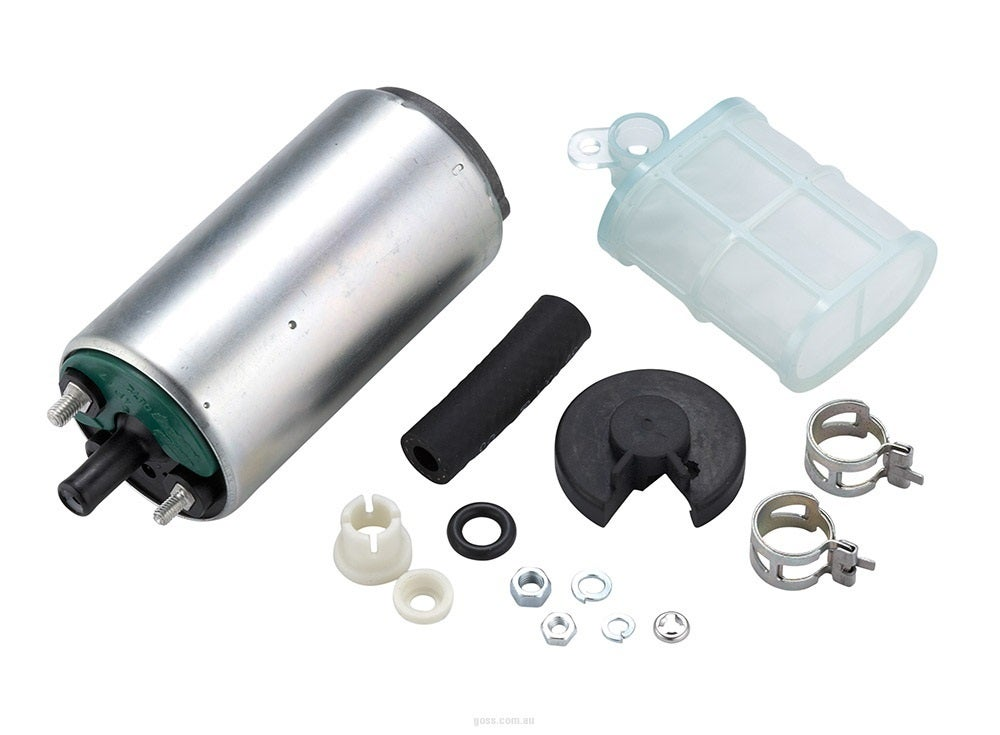 Goss in-tank fuel pump for Toyota Supra GA70 Petrol 6-Cyl 2.0 1G-GTEU 86- 92