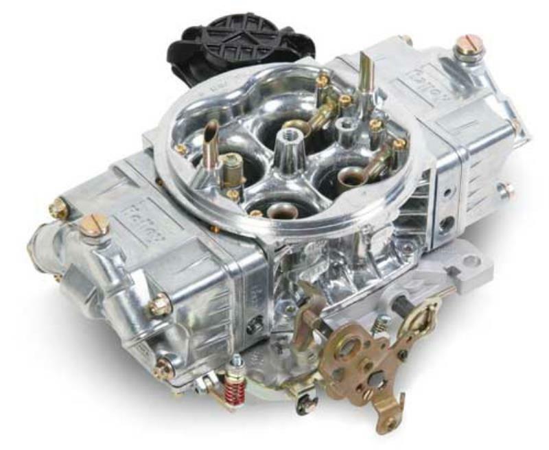 Holley 750 CFM Street HP 4 Barrel Carburettor Vacuum secondaries no choke