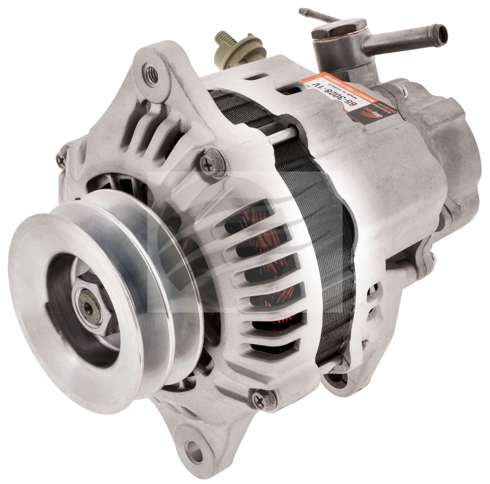 Jaylec alternator 100 amp for Nissan Patrol GQ Y60 4.2 D 4x4 88-99 TD42 Diesel
