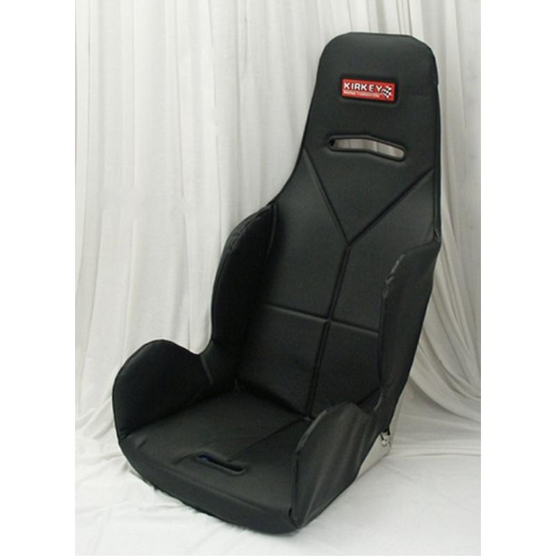 Kirkey Black Vinyl Seat CoverSuit KI16400