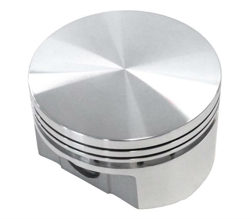 """SRP Pistons Holden 308 Flat Top Forged Piston 355 c.i 4.040"""" bore 0cc dome"""