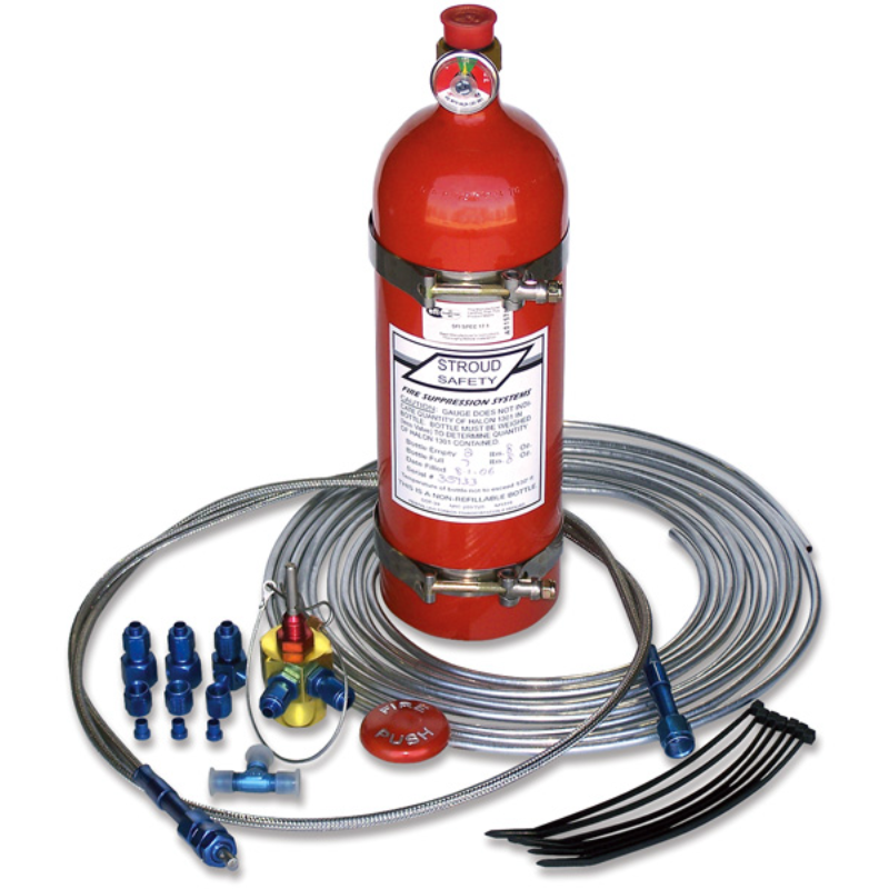 Stroud FE-36 5LB Fire Suppression System For Race Use Only