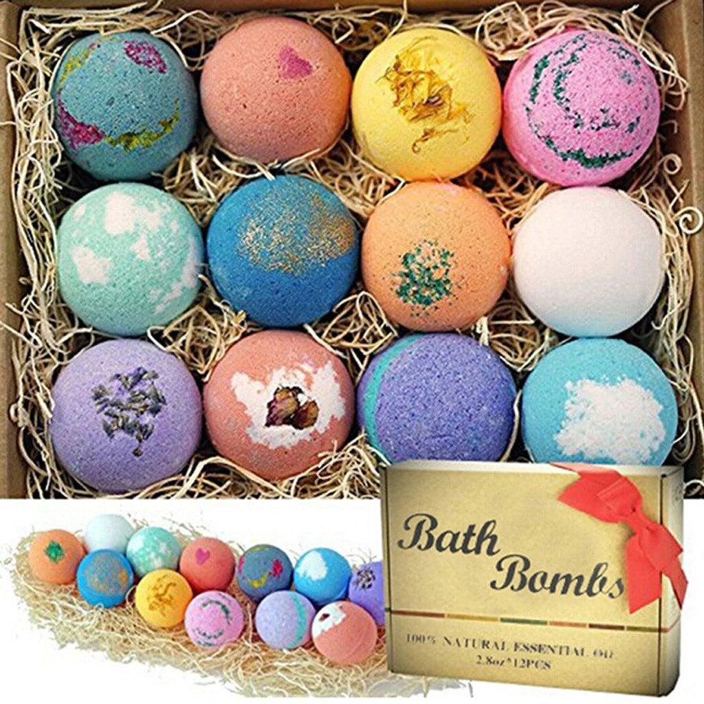 Bath Bombs | Beanstalk Mums