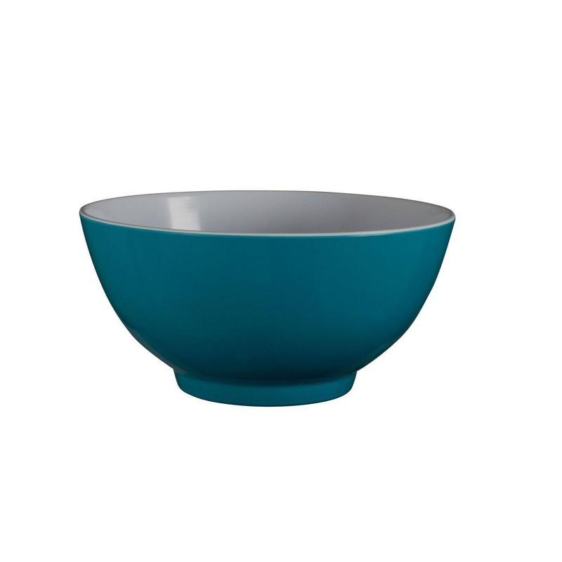 Serroni Melamine 15cm Bowl Teal #58079