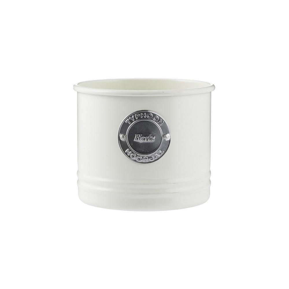 Typhoon Living Herb Planter Cream #29140