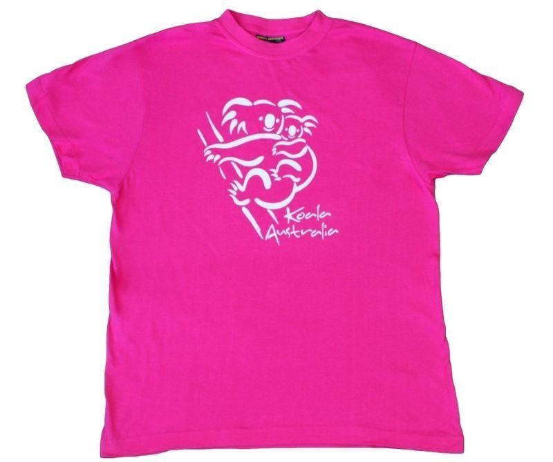 Adult T Shirt Australian Australia Day Souvenir 100% Cotton – Koala Australia