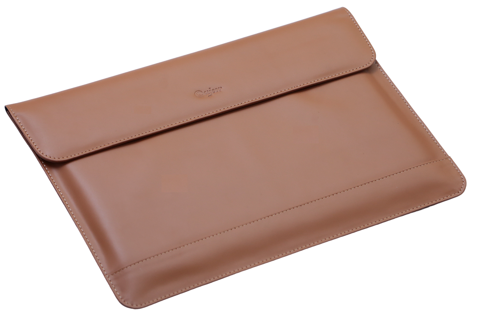 Premium Leather Sleeve Case for 13-inch MacBook Pro Air HP Handmade Top Grain Leather