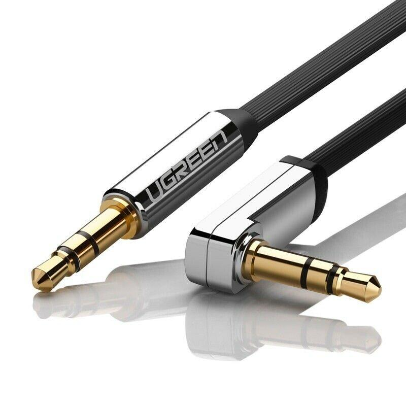 UGREEN 3.5mm AUX AUXILIARY CORD Male to Male Stereo Audio Cable in 3M 5M Lengths