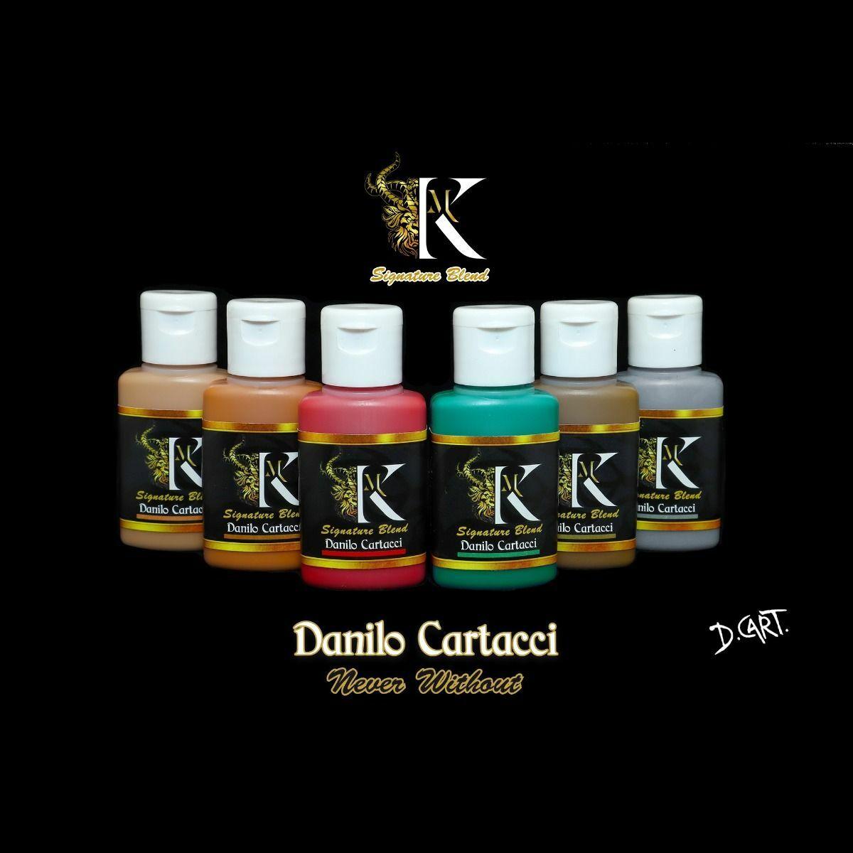 Kimera Kolors Signature Set: Danilo Cartacci - Never Without