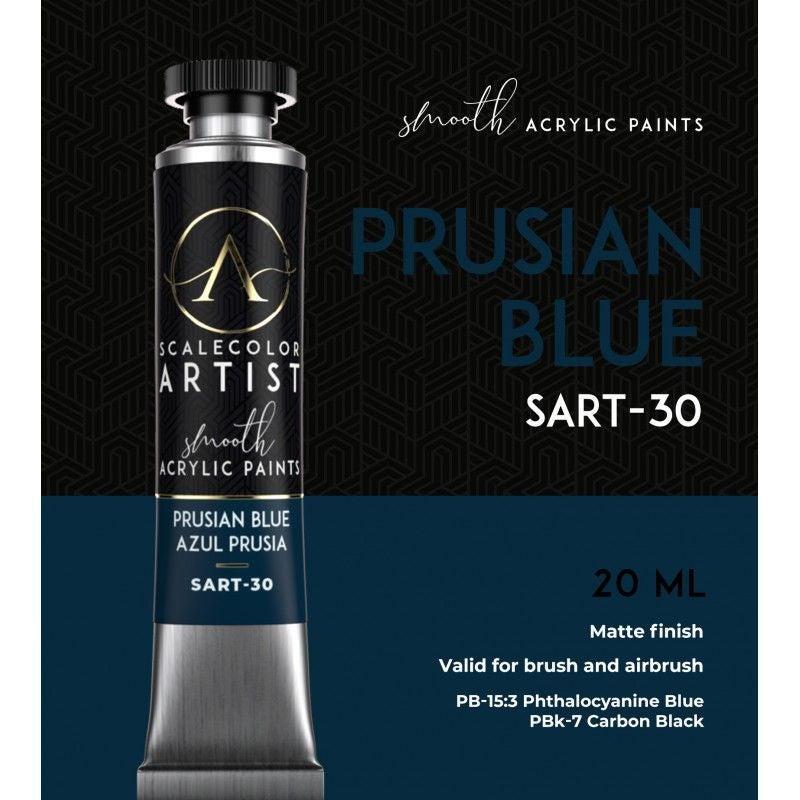 Scale 75 Scalecolor Artist Prusian Blue 20ml