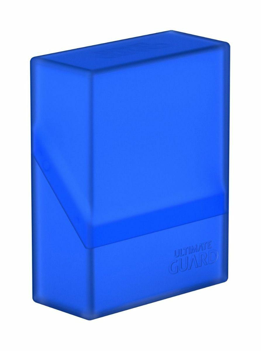 Ultimate Guard Boulder Deck Case 40+ Standard Size Sapphire