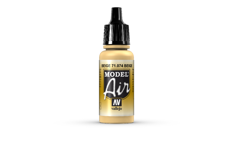 Vallejo Model Air - Beige 17 ml