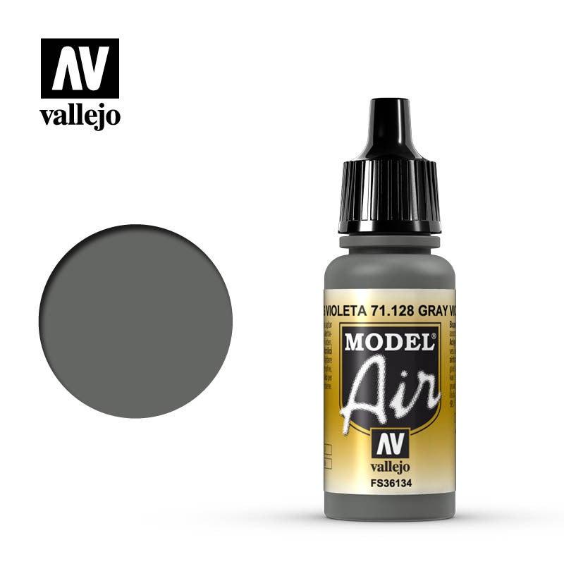 Vallejo Model Air - Gray Violet 17 ml