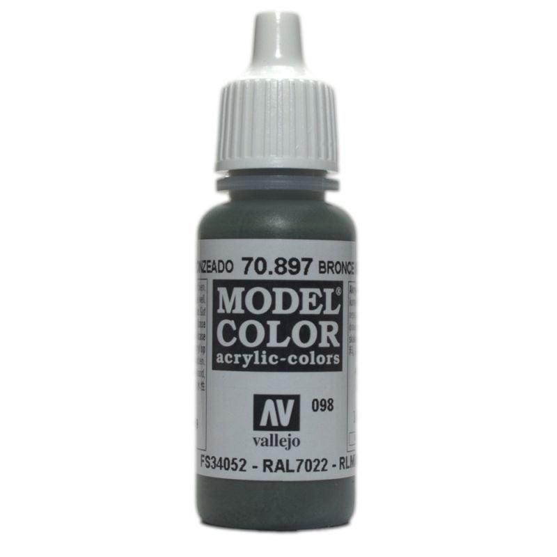 Vallejo Model Colour - Bronze Green 17 ml