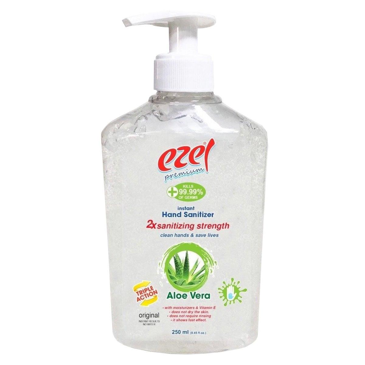 Ezel Premium Hand Sanitiser 250ml