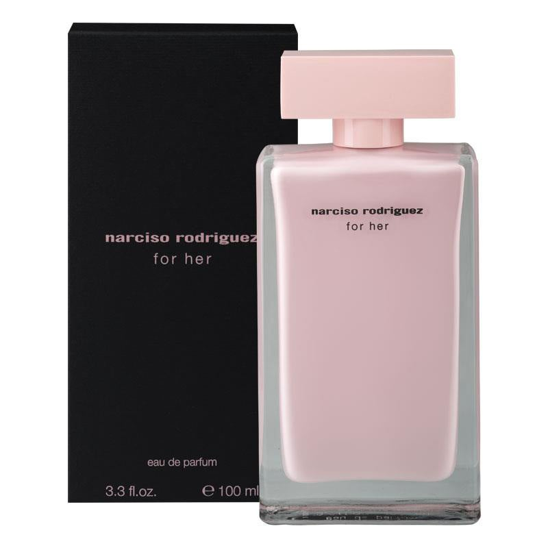 Narciso Rodriguez For Her 100ml EDP By Narciso Rodriguez (Womens)