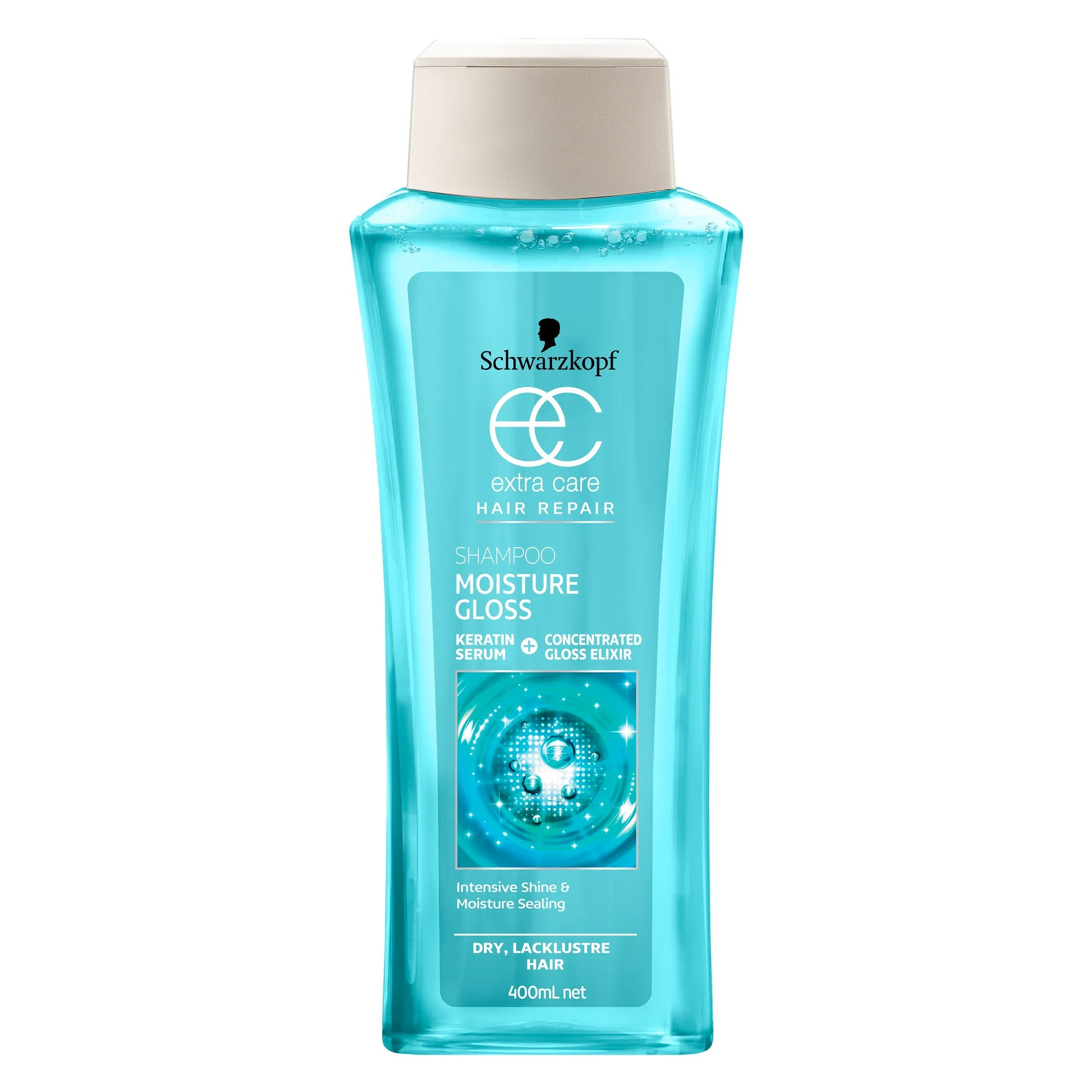 Schwarzkopf Extra Care Hair Repair Moisture Gloss Shampoo 400ml
