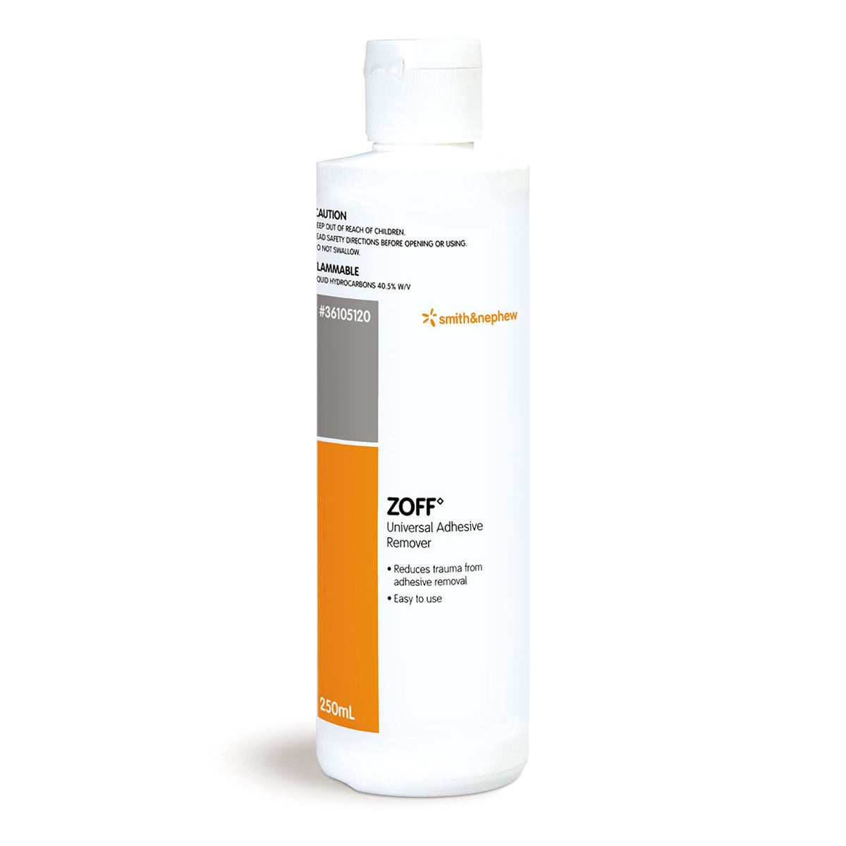 Smith & Nephew ZOFF Universal Adhesive Remover 250ml
