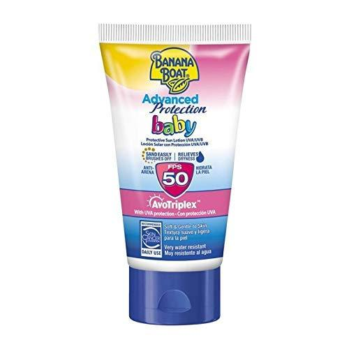 Banana Boat Advanced Baby Sun Protection Lotion with SPF 50, 60 ml