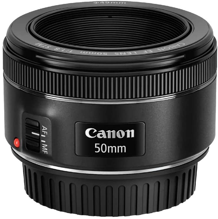 Canon EF 50mm f/1.8 STM - camera lenses