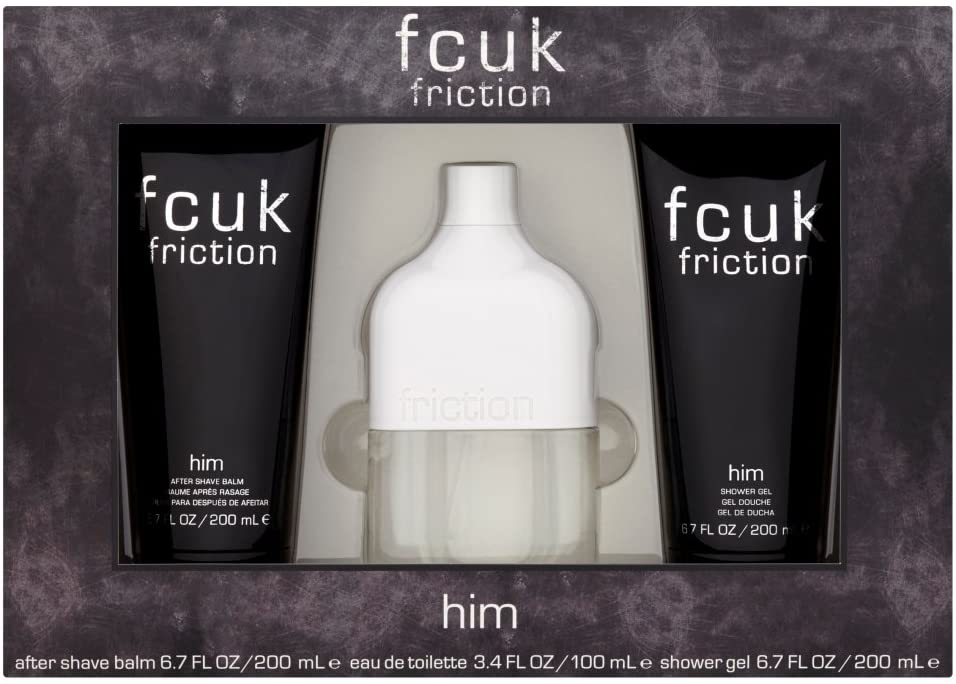 FCUK Friction for Him Gift Set
