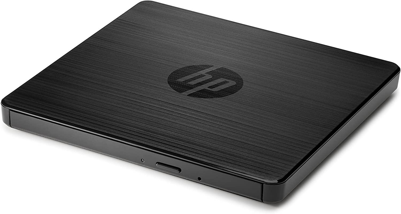 HP USB External Dvdrw Drive Black (F6V97Aa)
