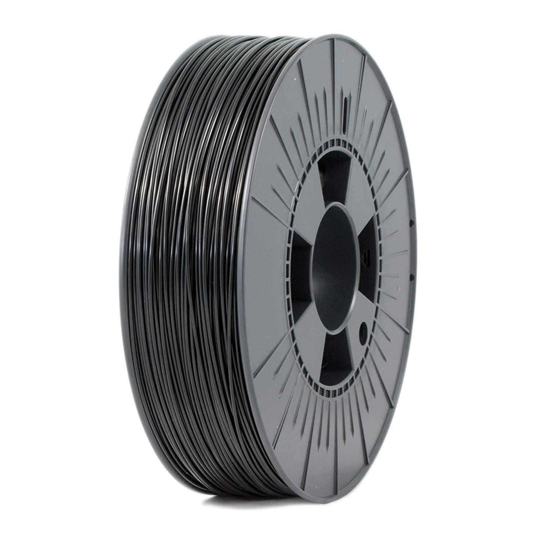 ICE Filaments ICEFIL1PLA003 PLA filament, 1.75mm, 0.75 kg, Brave Black