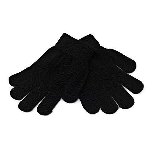 Kids Magic Winter Gloves [Black]