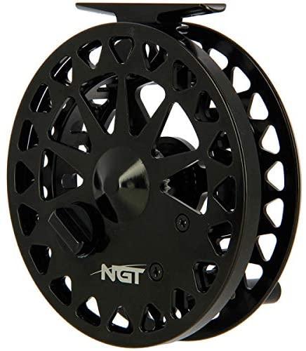NGT Fishing Centrepin Reel 2bb 4.25 Lightweight Aluminium River Coarse Fishing