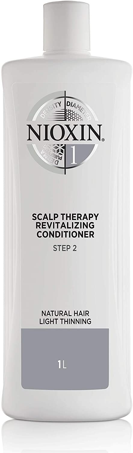 Nioxin System 1 Scalp Therapy Revitalizing Conditioner 1000 ml