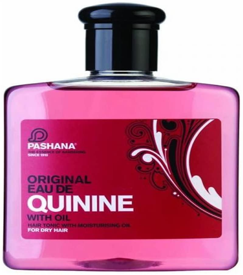 Pashana Original Eau De Quinine Hair Tonic With Oil