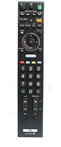 REMOTE CONTROL FOR SONY BRAVIA TV LCD PLASMA - RM-ED013 / RMED013