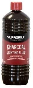 Supagrill Barbecue Lighting Fluid - 1 Litre