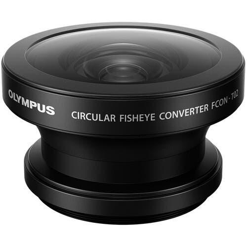 Olympus FCON-T02 Fisheye Converter Lens