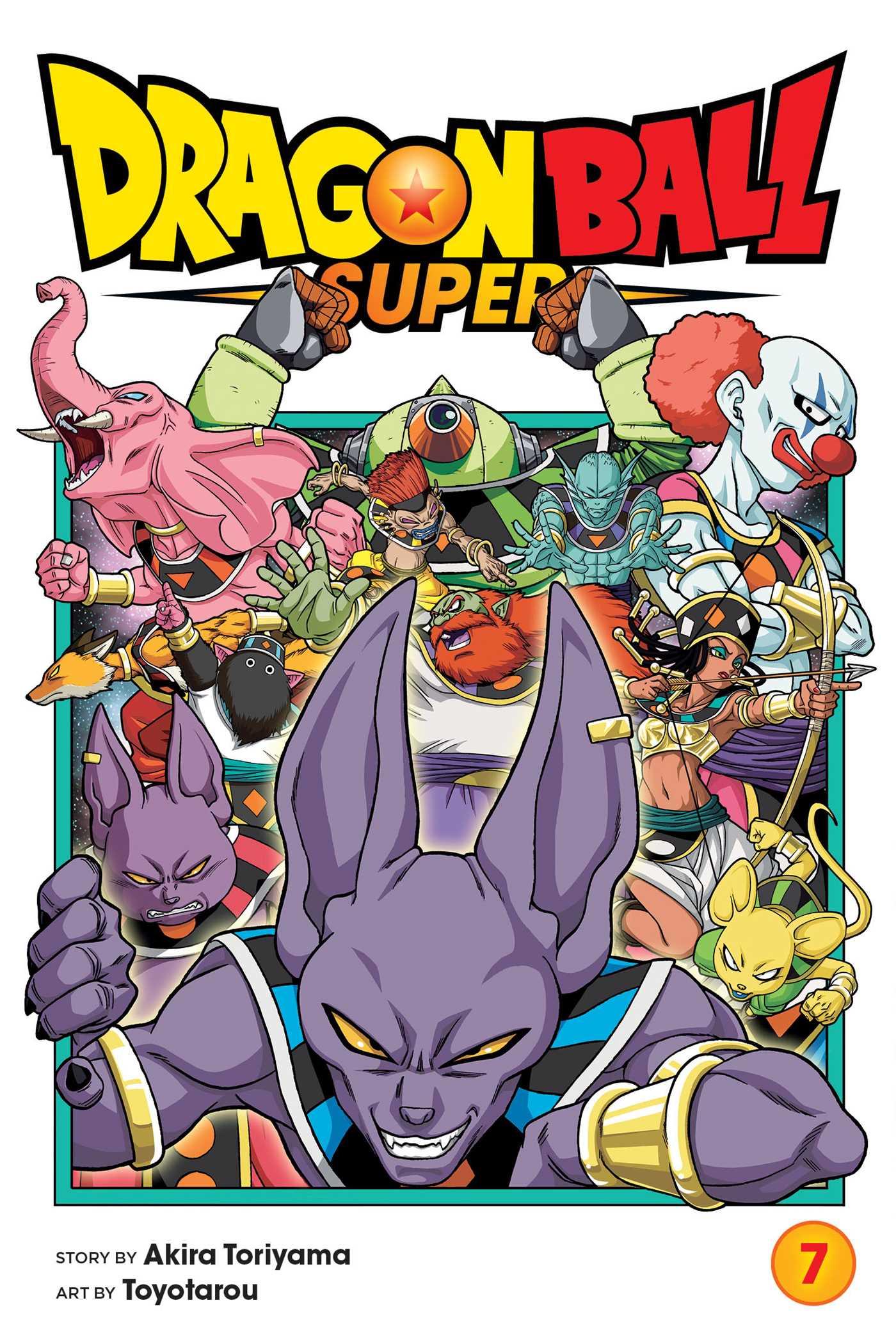 Dragon Ball Super, Vol. 7 by Akira Toriyama