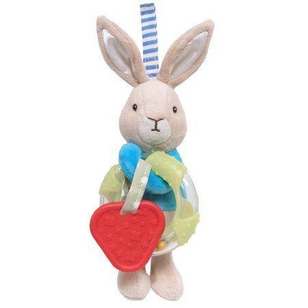 Beatrix Potter Peter Rabbit Teether - Peter Rabbit