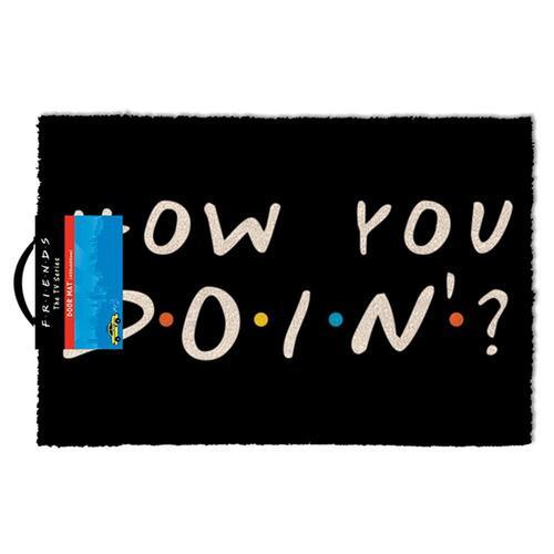 Friends Doormat - How You Doin