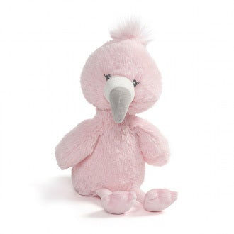 Gund Baby Toothpick - Flamingo Small