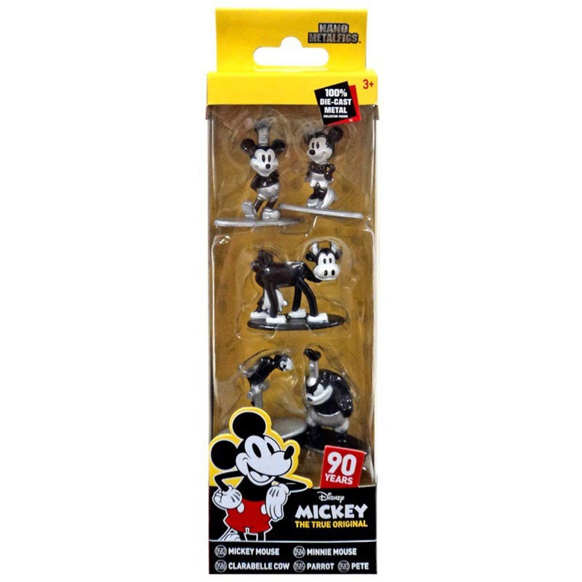 Metalfigs Nano - Disney Mickey - 5 Pack