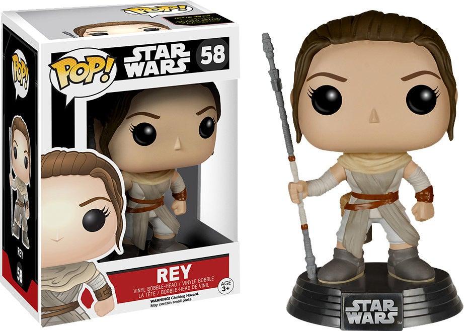 Pop! Vinyl - Star Wars - Rey Episode 7 The Force Awakens