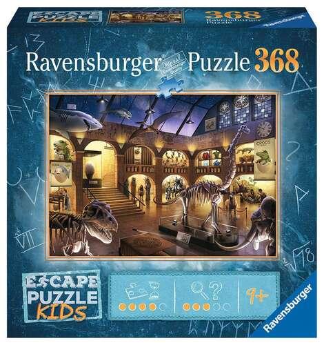 Ravensburger Puzzle 368pc - Escape Museum Mysteries