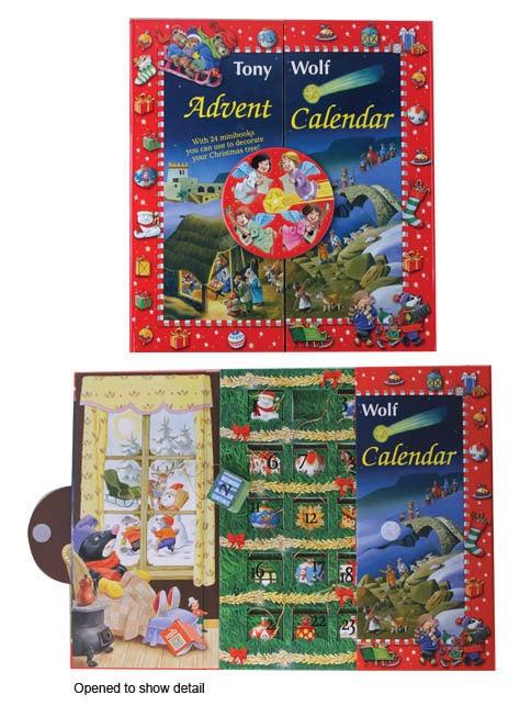 Religious Gifting Christmas Advent Calendar