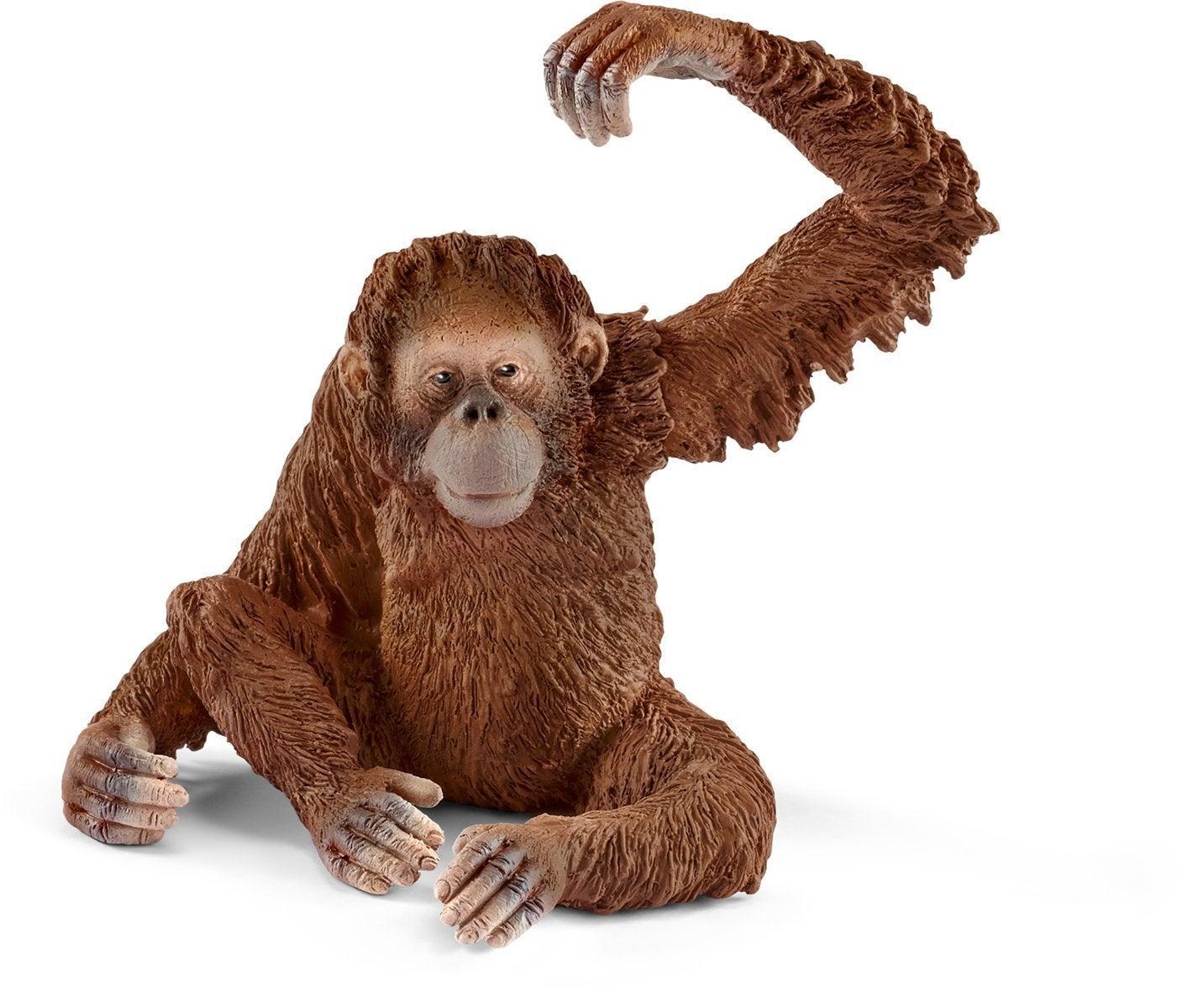 Schleich Wild Life - Orangutan Female